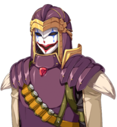 Jericho - Masked (Akatsuki)