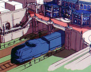 Station Street - Concept Art (Zero)