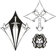 Ironbloods Emblem Initial Design - Concept Art (Sen)