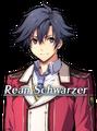 Rean Schwarzer Uniform - Menu Bust (Sen II)