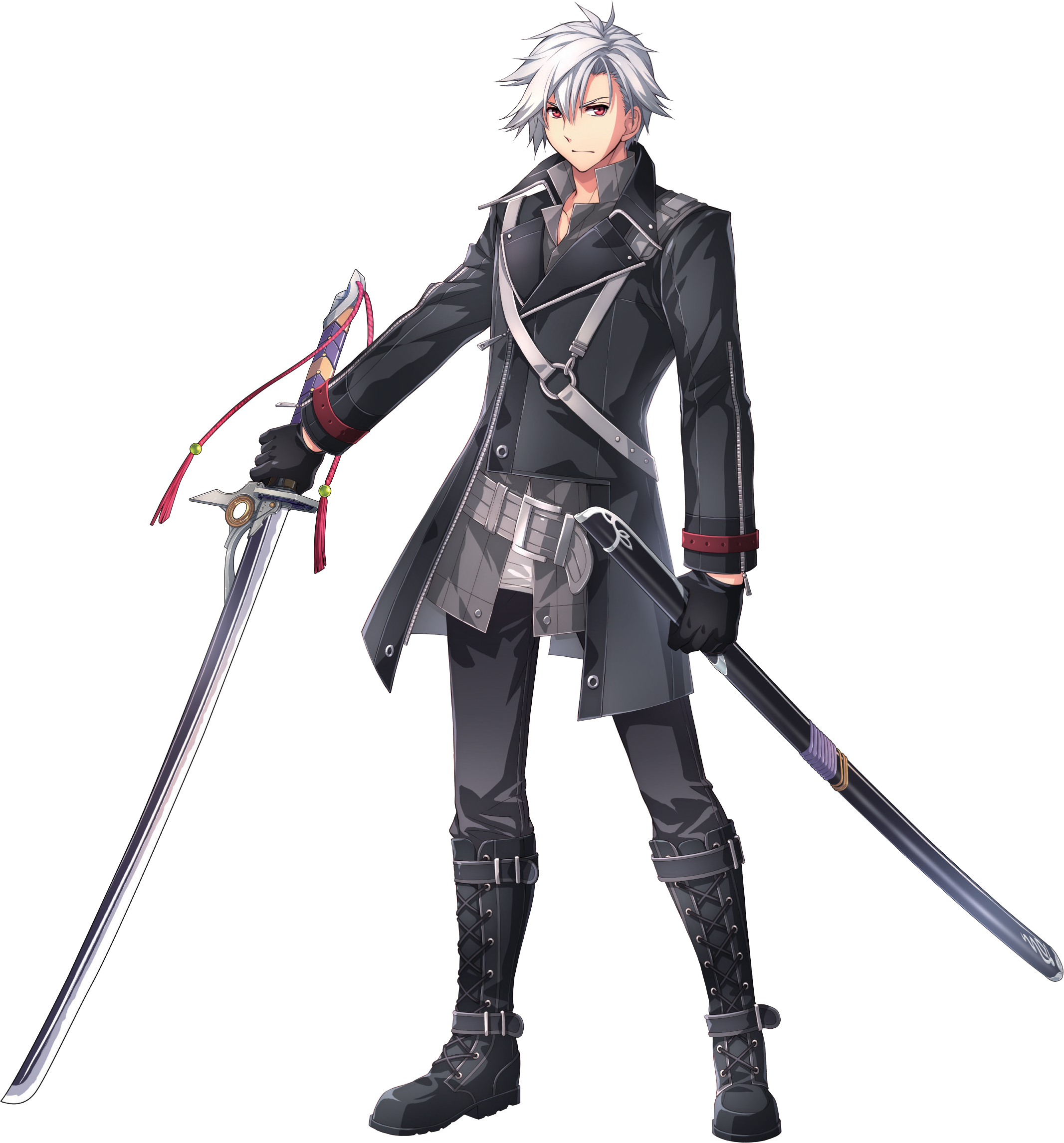 List of Trails of Cold Steel IV Characters