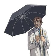 Chief Roberts umbrella (Zero)