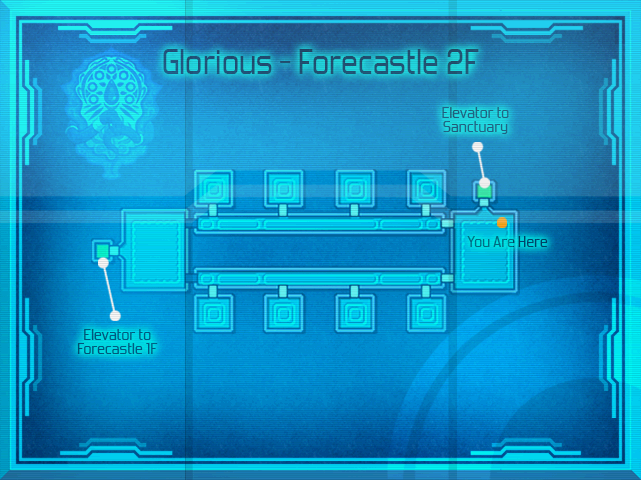 Glorious - Map Forecastle 2F (SC).png