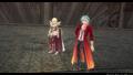 Arianrhod and McBurn at Gral of Erebos (CS III)