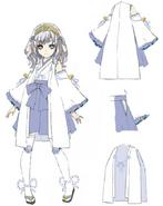 Lapis Rosenberg Alt outfit (Hajimari)