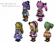 Rozenberg Dolls - Mariabell's Collection (Ao)