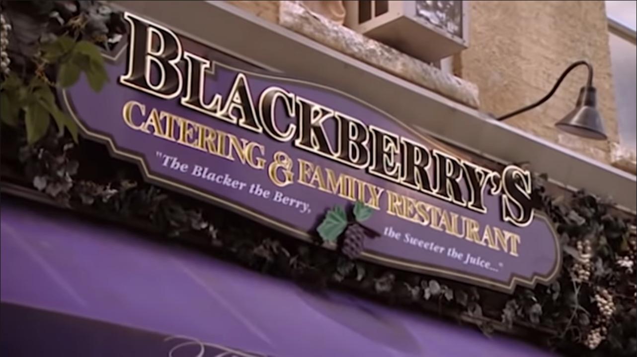 Blackberry S Kitchen Nightmares Wiki Fandom