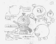 Korosuke - Sketch 3