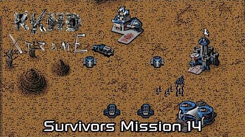 KKnD Xtreme - Survivors Mission 14 The Rout Retreat 720p