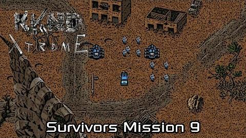 KKnD Xtreme - Survivors Mission 9 Rescue The Commander 720p