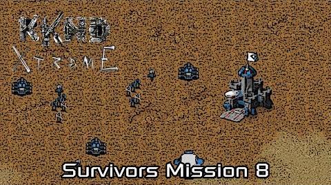 KKnD Xtreme - Survivors Mission 8 Back To The Beach 720p
