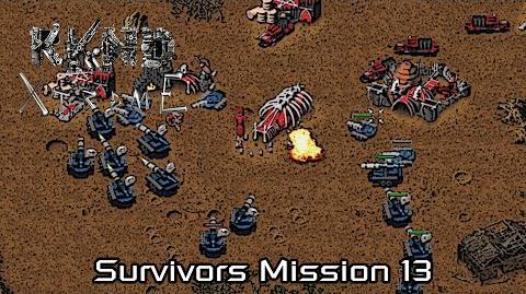 KKnD Xtreme - Survivors Mission 13 Hold The Bridge 720p
