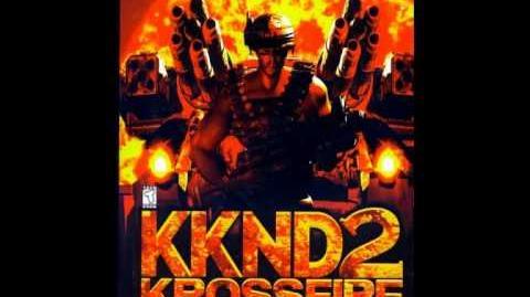 KKND 2 Krossfire - Soundtrack - Survivors - Track 2