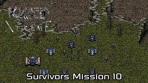 KKnD Xtreme - Survivors Mission 10 Occupation Force 720p