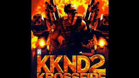 KKND 2 Krossfire - Soundtrack - Survivors - Track 3