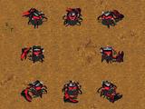 Missile crab (KKnD)