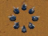 Autocannon tank