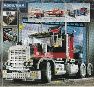 Model Team katalog 1996