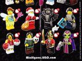 8833 Kolekcja minifigurek seria 8