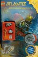 Lego atlantis w poszukiwaniu zaginionego miasta 1