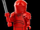 Elitarny gwardzista pretorianin