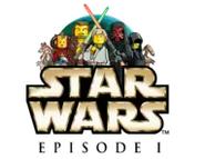 Logo Star Wars Episode I z 1999r.