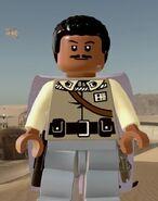 Lando Calrissian Przebudzenie Mocy