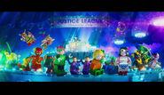 LEGO Batman Film Impreza Ligi Sprawiedliwości