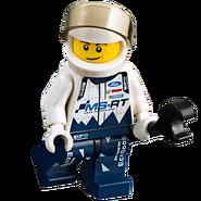 Kierowca wyścigowy Forda M-Sport 75885