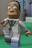 Dr Hibbert Dimensions