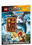 Lego legends of chima atak łowców