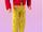 3135 Olivia w modnym stroju