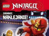 LEGO Ninjago Zadanie: Naklejanie! (5)