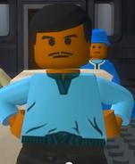 Lando Calrissian gra