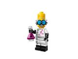 Naukowiec-Potwór