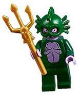 Potwór z bagien