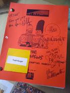 RABF21 Script Cover