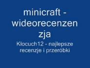 Minicraft - wideorecenzja