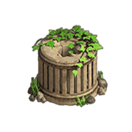 Round shrine