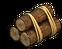 Bundle of logs