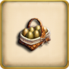 Peafowl Egg Tray (Item)