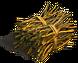 Large bundle of dried twigs