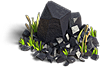 Coal-Pile of coal