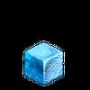 Small ice cube