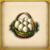 Goose Egg Basket (Item)
