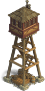 Lookout tower stage2