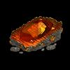 Amber deposit