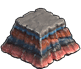 Large portion of ore