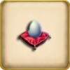 White Ostrich Egg (Item)