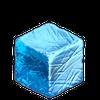 Huge ice cube